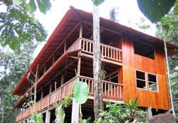 eco-lodge at san jorge